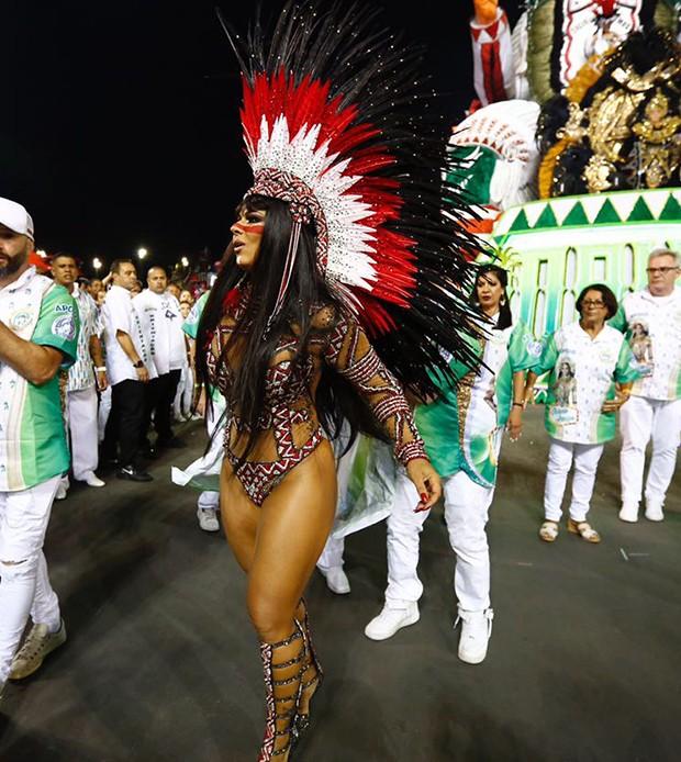 Viviane Araújo (Foto: Eduardo Saraiva/ QUEM)