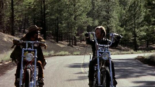 Clássico da geração hippie, filme 'Easy Rider' completa 45 anos