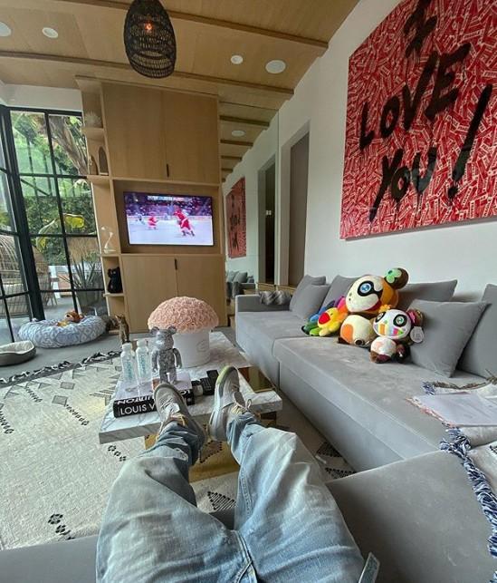 Justin Bieber põe mansão de quase R$ 35 milhões à venda no Instagram (Foto: Reprodução/Instagram)
