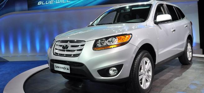 Hyundai Santa Fe (Foto: Hyundai)