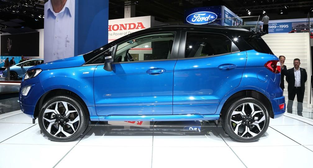 Ford EcoSport (Foto: Divulgação/Newspress)