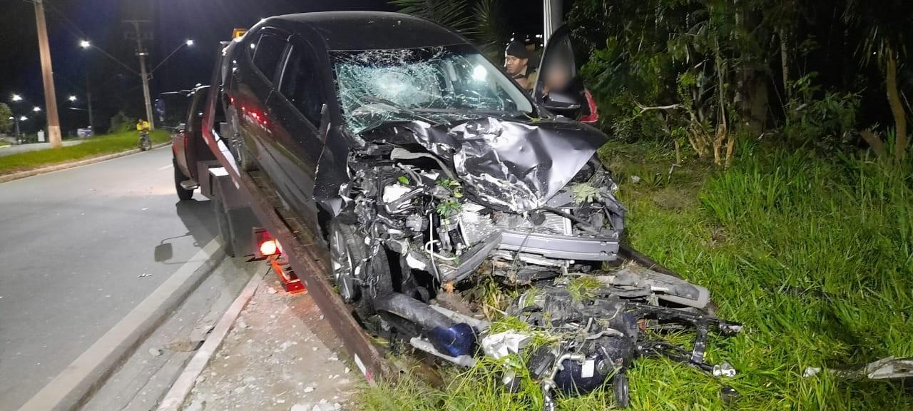 Motorista que atropelou policiais e matou um vai responder por homicídio culposo em MG