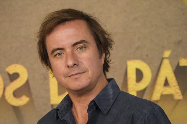 Felipe Joffily dirigiu 'Filhos da Pátria' (Foto: Estevam Avellar/Globo)