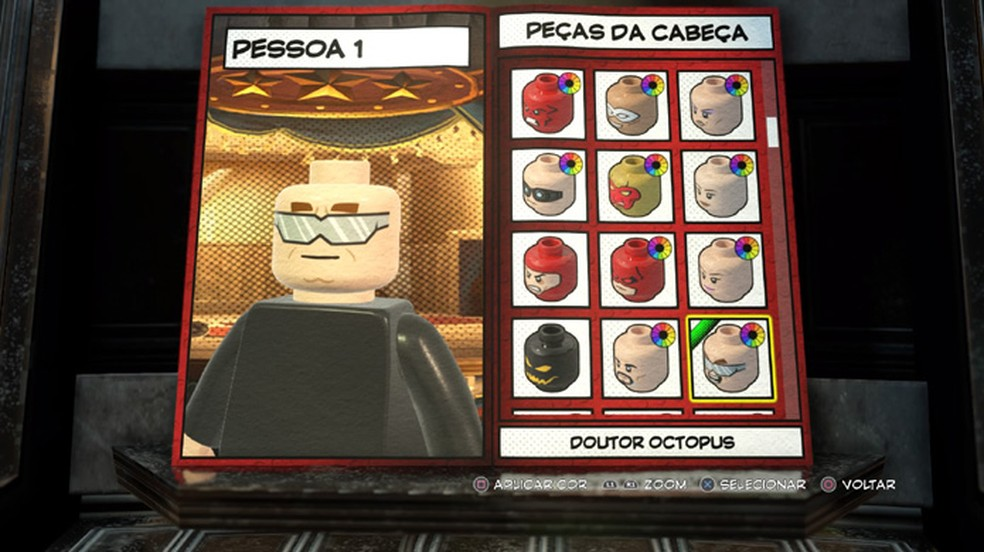How to create your own hero in LEGO Marvel Super Heroes 2 | Gamehag