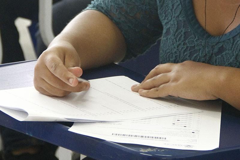 Encceja: 25 mil jovens e adultos farão 9 horas de prova no AP em busca de certificação de ensino - Notícias - Plantão Diário