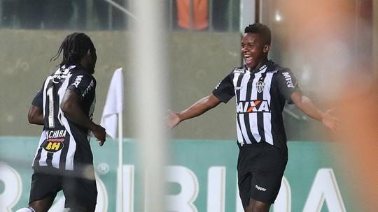 Gols de sábado: Corinthians, Atlético-PR e Atlético-MG vencem no Brasileiro