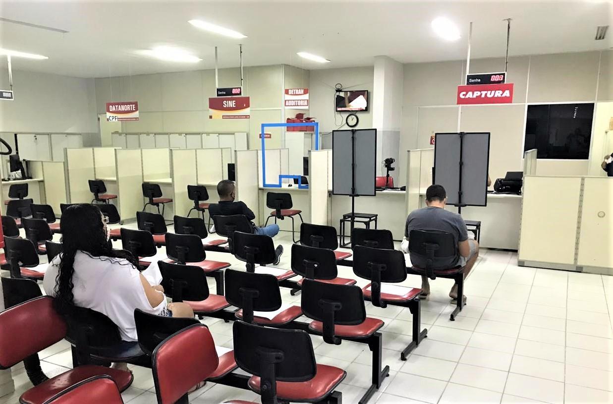 Detran abre sala de exame teórico na Zona Norte de Natal