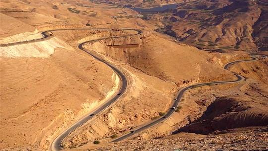 Globo Repórter atravessa a Jordânia pela estrada do rei