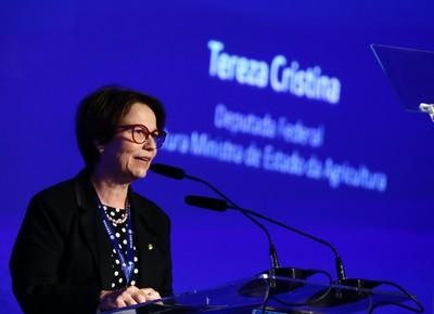 politica-tereza-brasileira (Foto: Divulgação/Corteva)