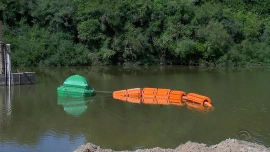 Calor e escassez de chuva afetam abastecimento de água em cidades da Região da Campanha do RS