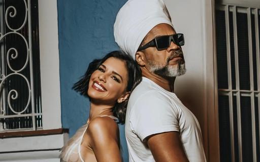 Mariana Rios e Carlinhos Brown preparam parceria musical