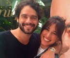 Guilherme Winter e Giselle Itié | Reprodução