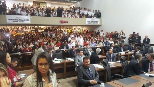 Foto: (Ginez Cesar/TV Morena)