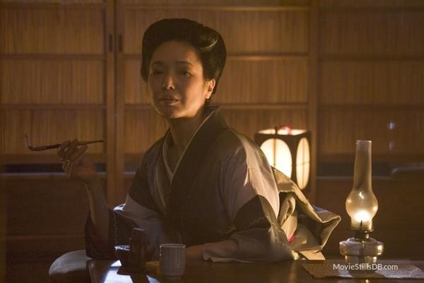 Elizabeth Sung em Memórias de uma Gueixa (Foto: Divulgação)