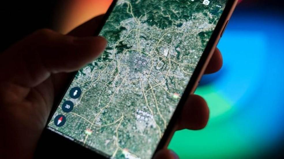 China pretende completar sua independência civil e militar do sistema americano GPS — Foto: Getty Images/BBC