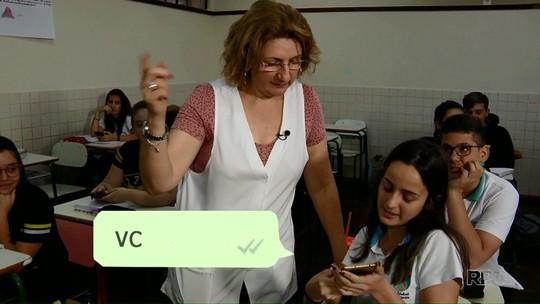 Prepara Foz: Redação do Enem exige domínio da língua portuguesa e palavras sem abreviações