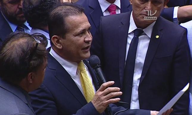 O deputado Marcos Reategui
