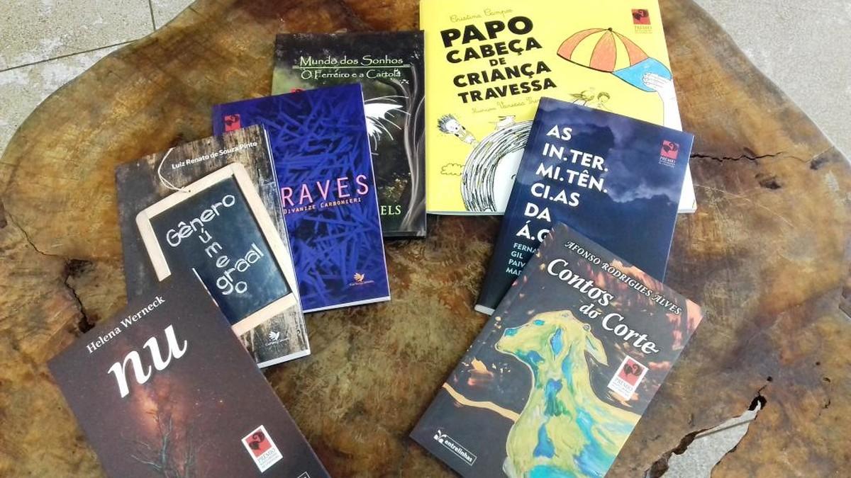 Dez escritores de MT recebem prêmio de literatura na quarta-feira