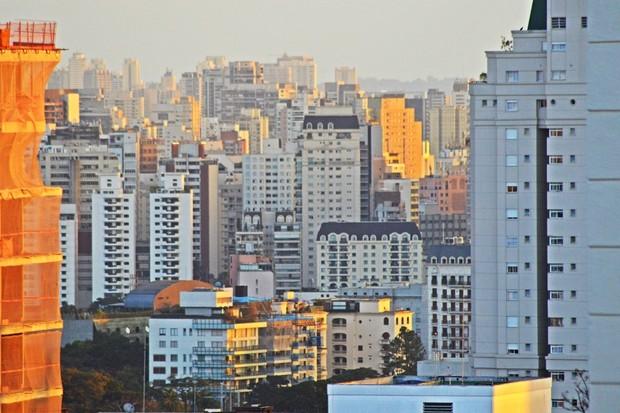 Poluição dos carros em São Paulo  (Foto: André Schaun/Autoesporte )