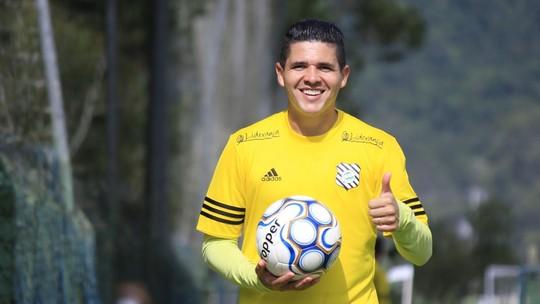 Foto: (Luiz Henrique/Figueirense F.C.)