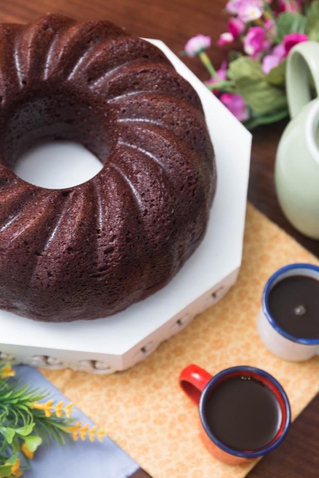 receita-de-bolo-de-chocolate-de-liquidificador (Foto: Divulgação)