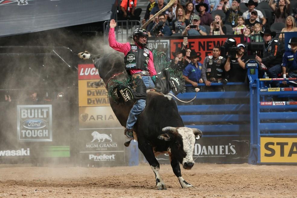 José Vitor Leme, campeão mundial em Las Vegas, Estados Unidos (Foto: José Vitor Leme/Arquivo pessoal)