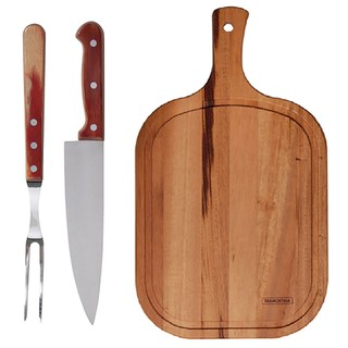 Kit Churrasco Tok&Stok, R$ 185