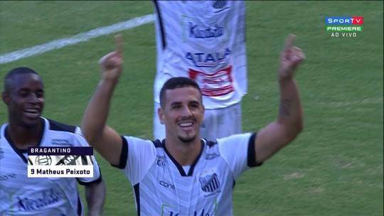 Bragantino x Ponte Preta - Campeonato Paulista 2019 - globoesporte.com
