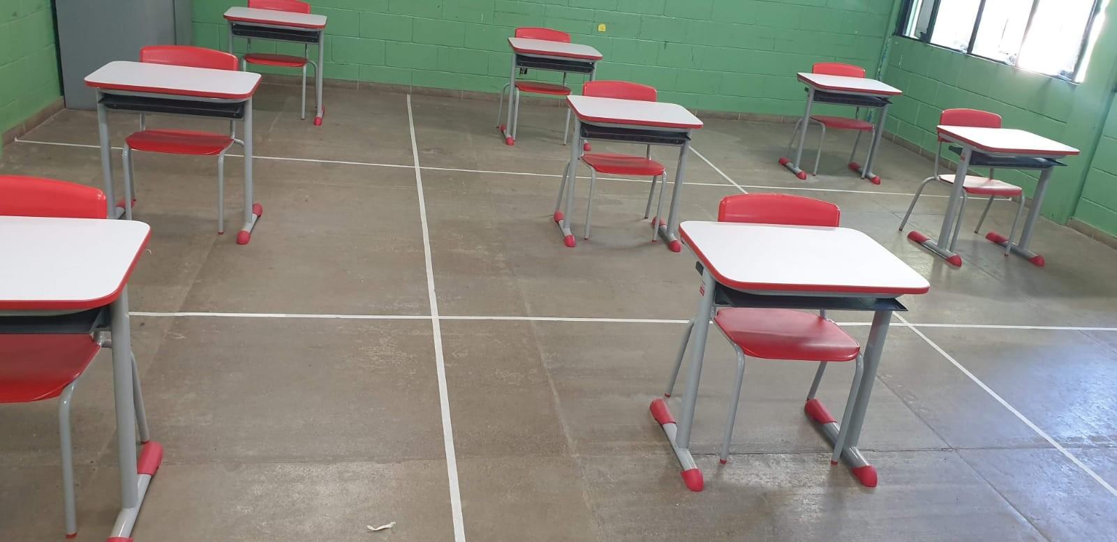 Aulas presenciais da rede municipal de ensino serão retomadas na próxima semana em Varginha, MG