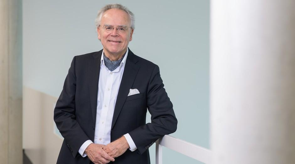 Hans Langer fundador do grupo EOS (Foto: Divulgação)