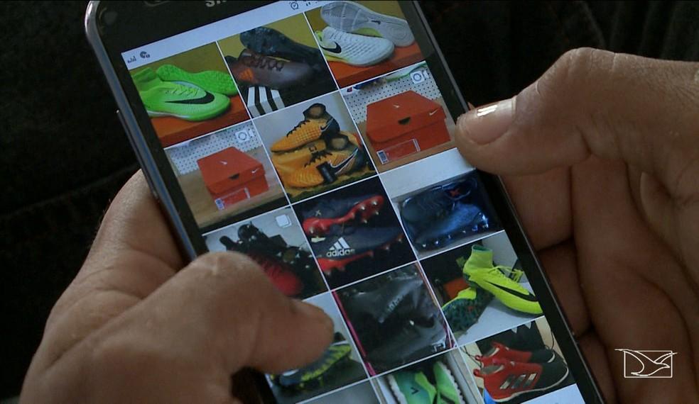 Golpes aumentam na internet contra consumidores maranhenses (Foto: Reprodução/TV Mirante)