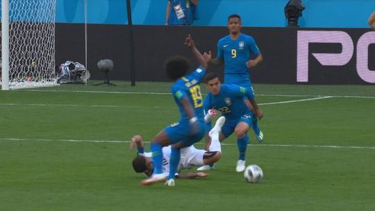 Comentaristas analisam evolução do Brasil em vitória sobre a Costa Rica