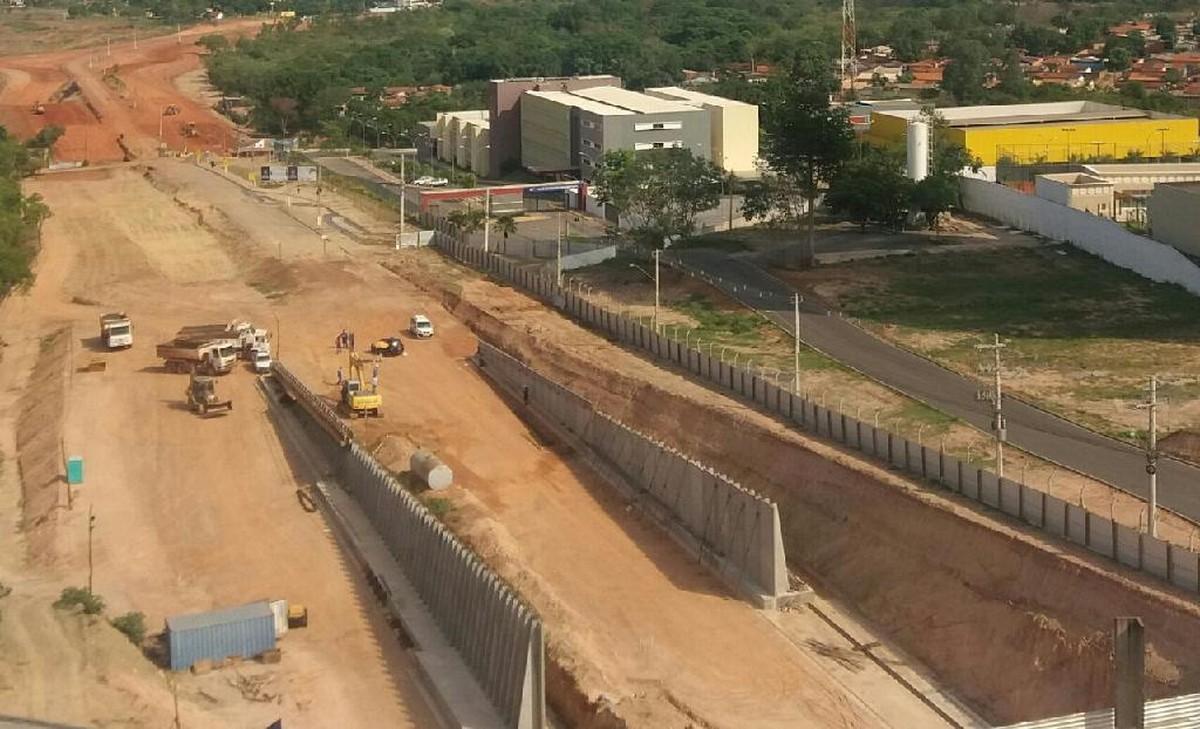 Trecho entre rodovias será interditado para construção de trincheira em MT