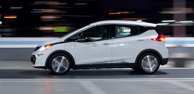 Chevrolet Bolt (Foto: Bruno Guerreiro)