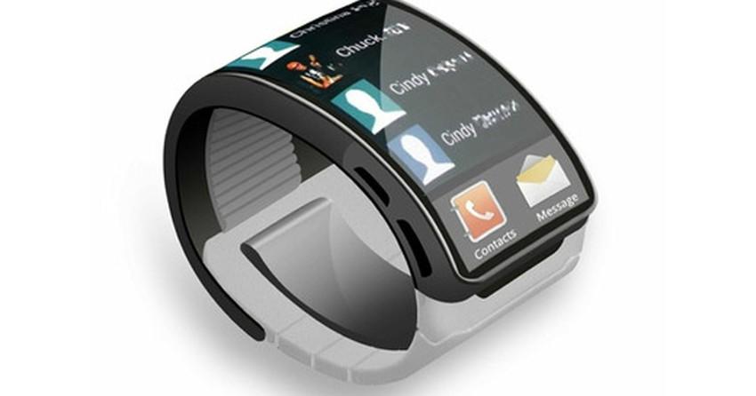 d55a48c5566 Relógio inteligente da Samsung terá alto-falante e câmera na pulseira