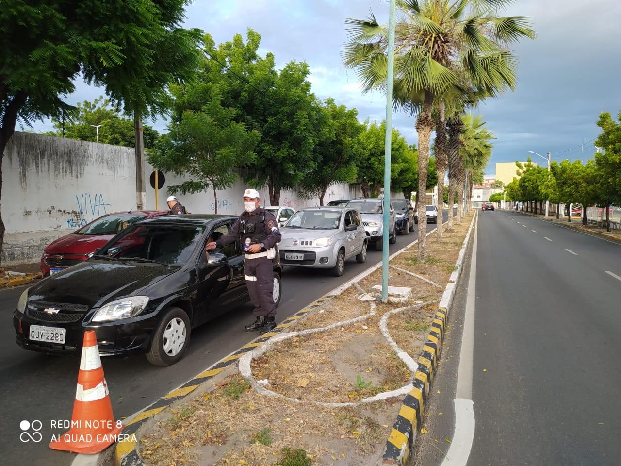 Operação Lei seca autua 85 motoristas por embriaguez ao volante no Oeste potiguar