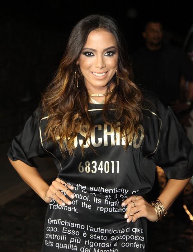 Anitta (Foto: Claudio Andrade e Thyago Andrade/Foto Rio News)