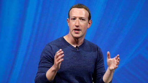 Depois de críticas por seus comentários sobre os negacionistas do Holocausto, Mark Zuckerberg disse que não os defende (Foto: Reuters via BBC)
