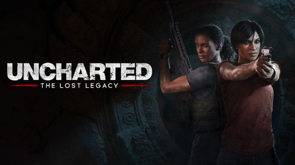 Uncharted: The Lost Legacy - O que esperar do novo game da franquia | Jogos  de aventura | TechTudo