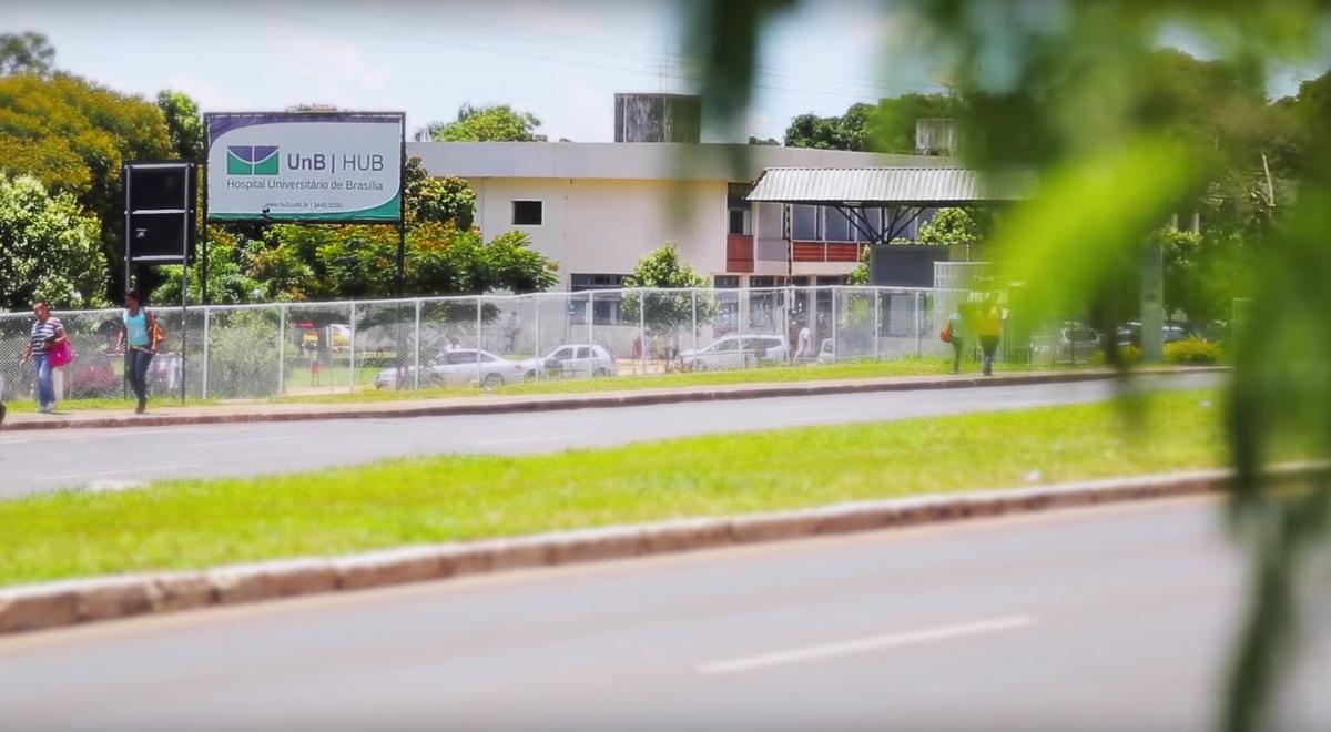 Funcionária de hospital da UnB encontra câmera escondida em banheiro feminino
