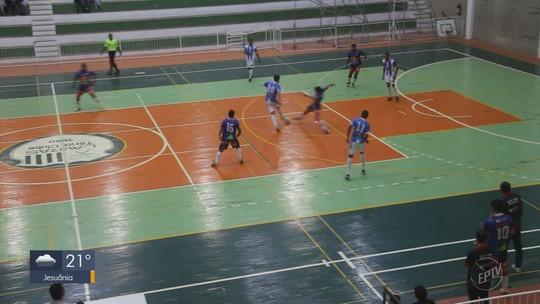 Veja gols e os resultados dos jogos que abriram a segunda fase da Taça EPTV de Futsal
