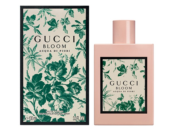 Beleza Gucci - Gucci Bloom Acqua di Fiori (R$ 659, 100 ml) (Foto: Divulgalção)