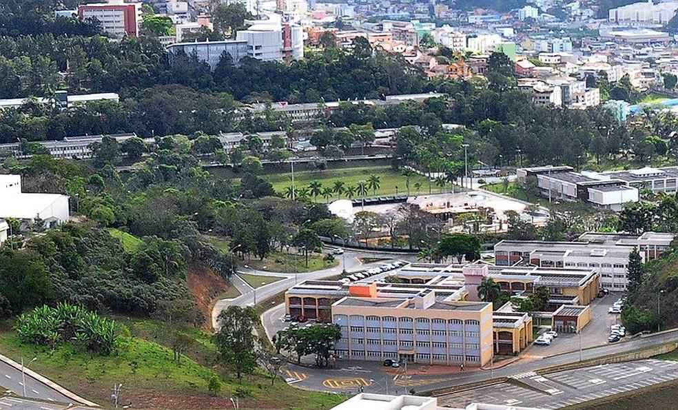 -  Um dos locais das provas do concurso da Câmara Municipal será no campus da Universidade Federal de Juiz de Fora  UFJF   Foto: Carlos Mendonça/Prefeit