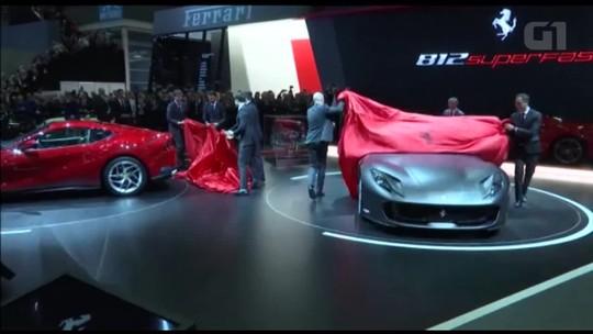 CEO da Ferrari diz que SUV não faria mal à marca