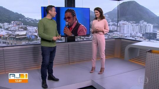 Fábio Júdice indica o show de Xande de Pilares e Ferrugem