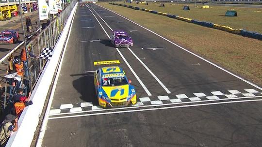Thiago Camilo vence de ponta a ponta, e Rubinho triunfa na corrida 2 em Campo Grande