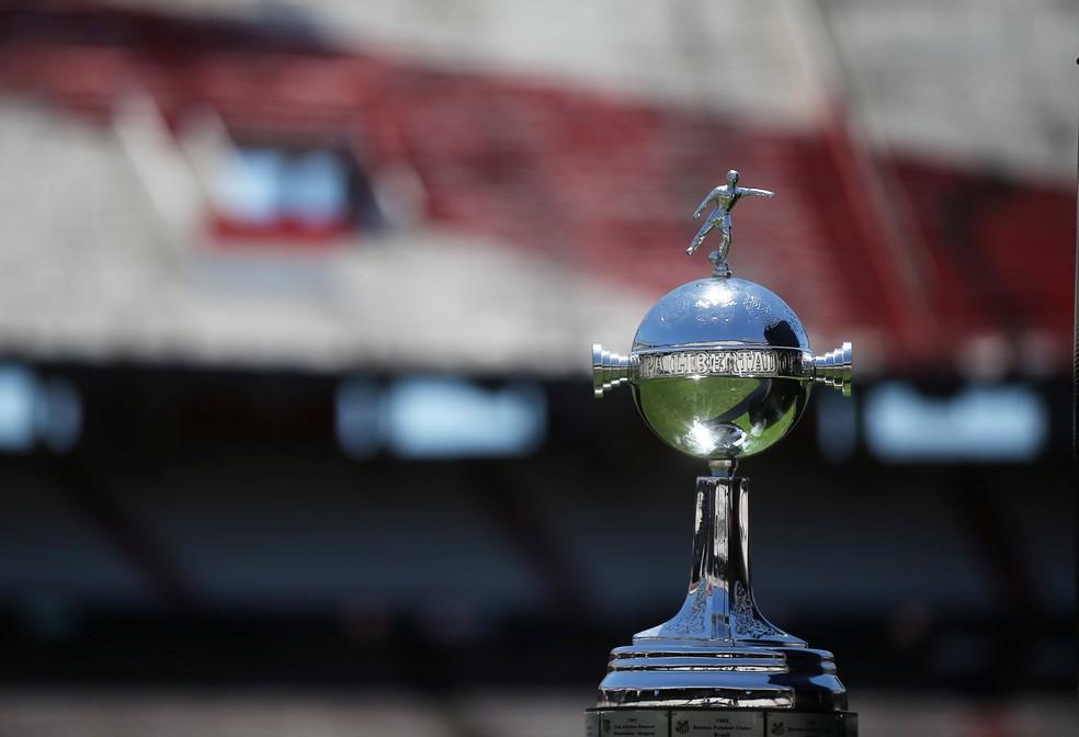 Copa Libertadores da América — Foto: Agustin Marcarian/Reuters