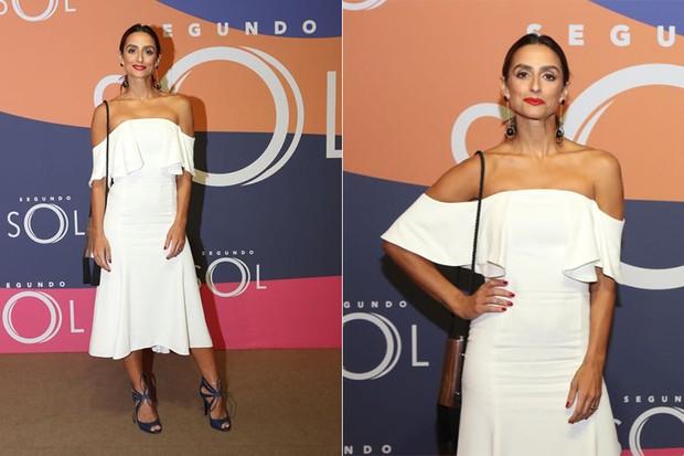 Camila Lucciola (Foto: Daniel Janssens/ Ed.Globo)