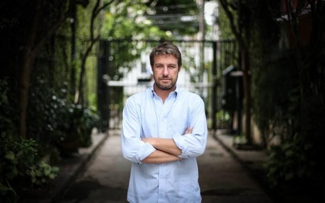 Fernando Braga, fundador da startup, fechou contrato com a Gocil para fazer escoltas (Foto: Estadão/Werther Santana)