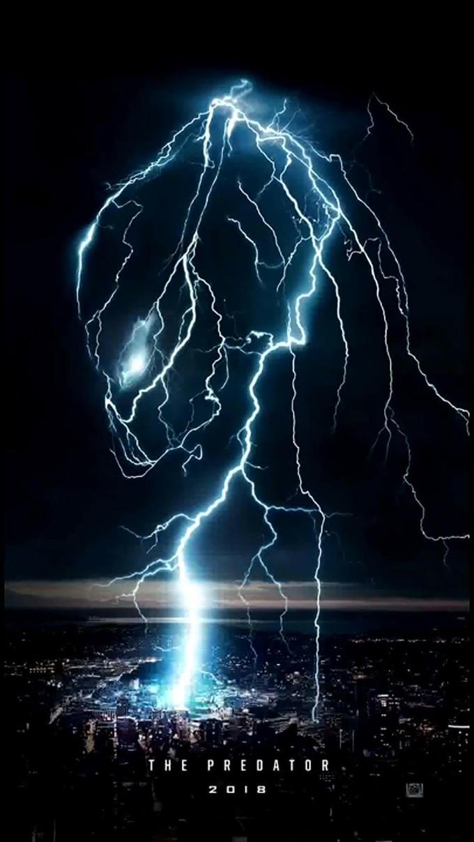 Cartaz de The Predator (Foto: divulgação)